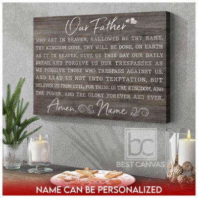 our father memorial gifts